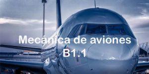 Mecánica de aviones