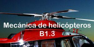 Mecánica de helicópteros